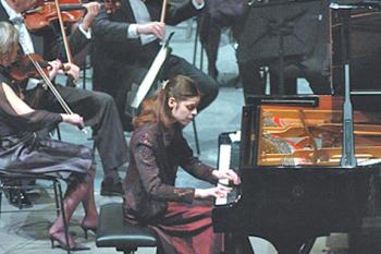 Победа на конкурсе в Испании 2005